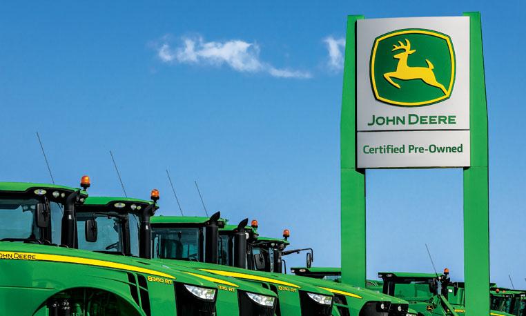 John Deere Dealer