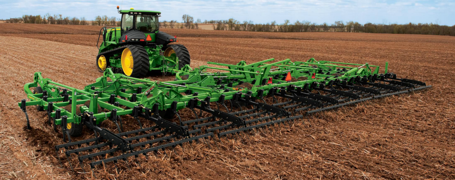 Secondary Tillage