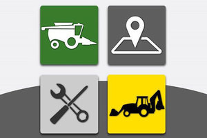 The John Deere App Center will serve up apps in an effort to increase performance and productivity.
