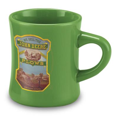 John Deere Plows Mug