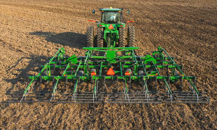 Seedbed Tillage