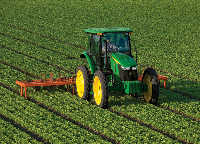 John Deere Specialty Tractors