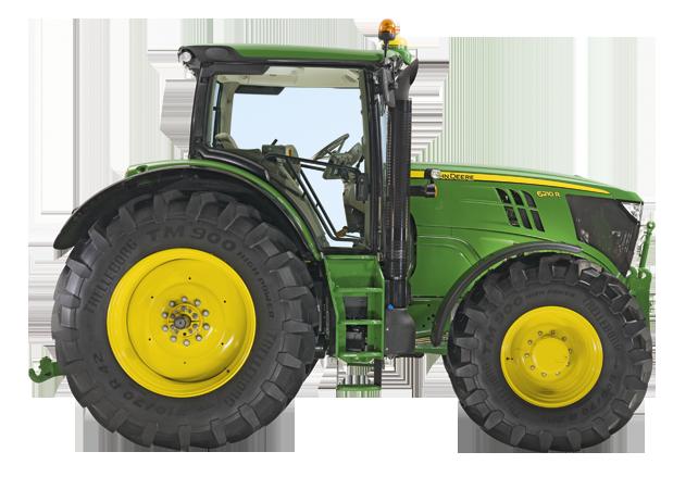 John Deere 6210R Tractor