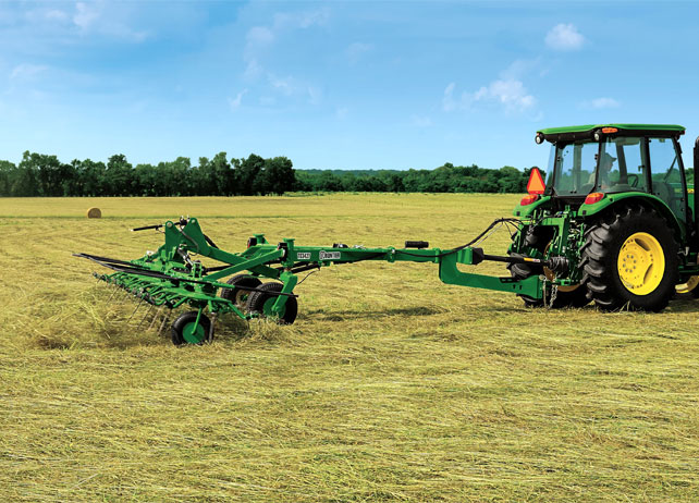 Frontier Hay Equipment