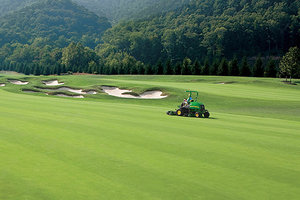 John Deere will join hundreds of exhibitors at the 2015 Golf Industry Show in San Antonio.