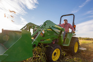 John Deere's 3E Series has been created with customer-driven updates at a budget-friendly price.