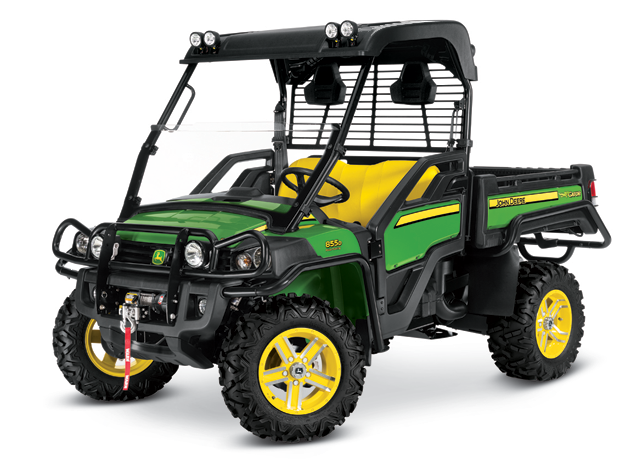 a closer look at the highlights of the john deere gator. Black Bedroom Furniture Sets. Home Design Ideas