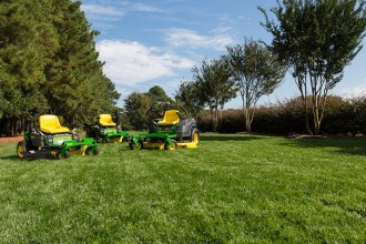The History of John Deere Riding Mowers: 1960's to 2000's