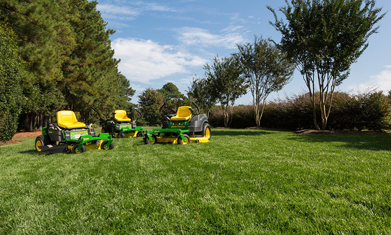 EZtrak Mowers