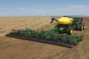 The USDA is once again expecting a record amount of acres devoted to soybeans in 2015.