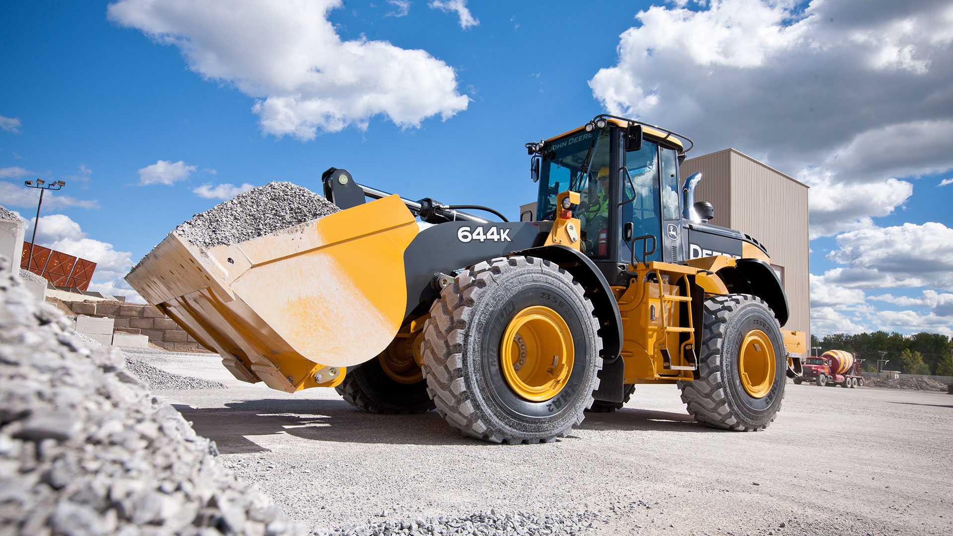 John Deere Construction Equipment Videos See The Machines
