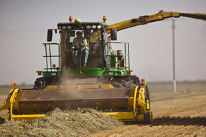 John Deere will be among a few companies demonstrating forage equipment at this year's O.D. Butler Forage Field Day.