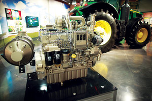 Residing on the original site of the Waterloo Tractor Works, the museum showcases the rich history and evolution of John Deere's tractor business.
