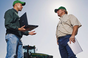 The USDA is nearing the end of its data collection phase in the southeast for the midyear farming survey.