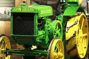For the final time, the Two-Cylinder Club will put on an expo that features a number of antique John Deere tractors.