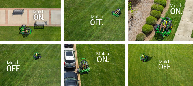 6 Reasons to Turn Your John Deere Mulch On Demand Deck On or Off