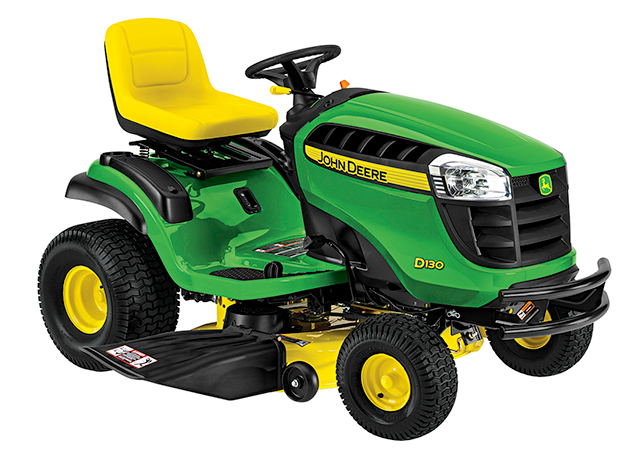 The John Deere D130 Revolutionizing The Mowing Process