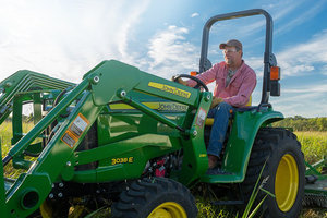 Attendees of the 2015 Umatilla County Fair will have an opportunity to test drive John Deere equipment at RDO Equipment's booth.