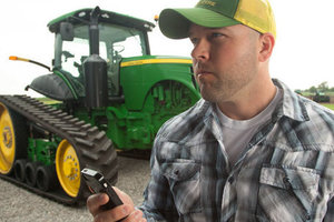 Many of today's crop producers rely on technology and internet connectivity to streamline their operations.