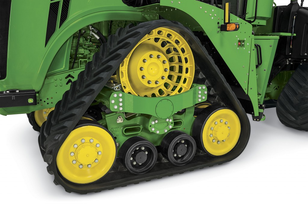 Wheel Alignment Machine >> Revealing the 2016 John Deere 9RX Series Tractors