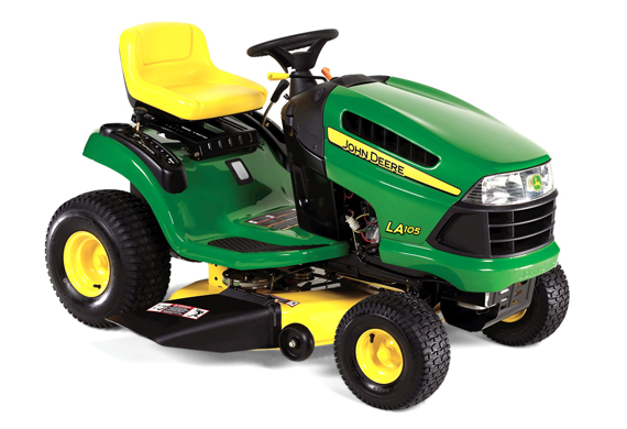 The John Deere LA105: Key Features and Specifications