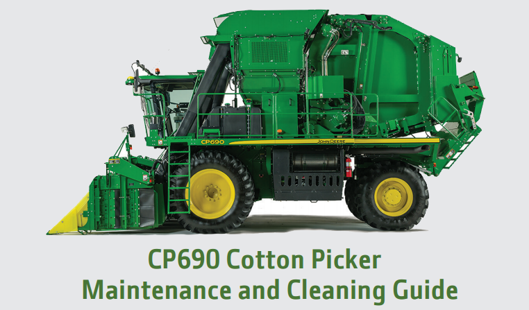 CP690 Cleaning Guide