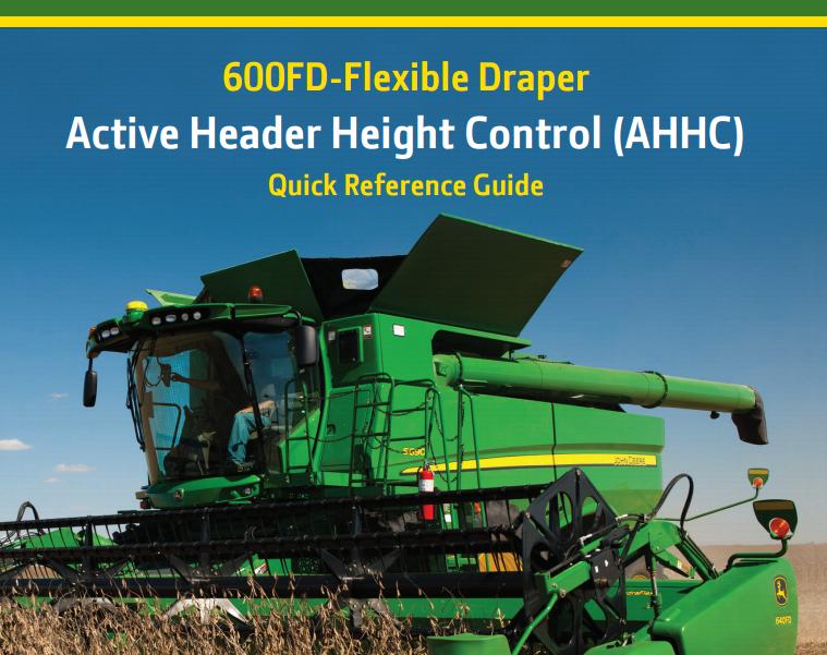 Header Height Control