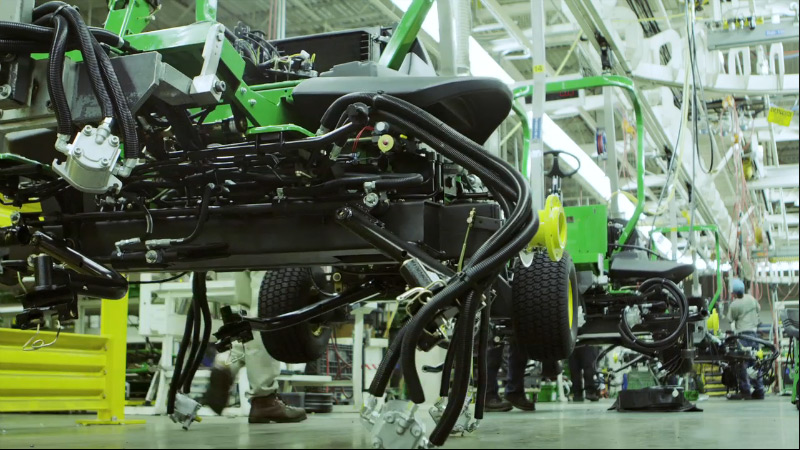 John Deere Manufacturing