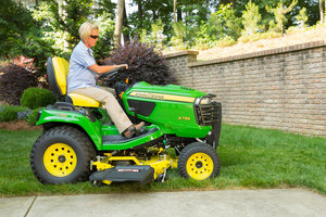 MulchControl owners will be able to keep clippings away from specific areas of their property.