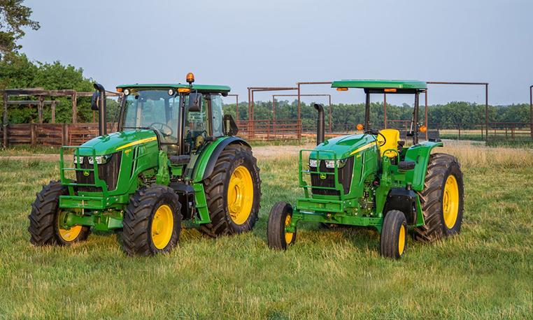 2016 John Deere Tractors