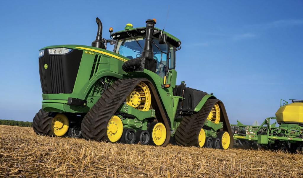 new john deere equipment