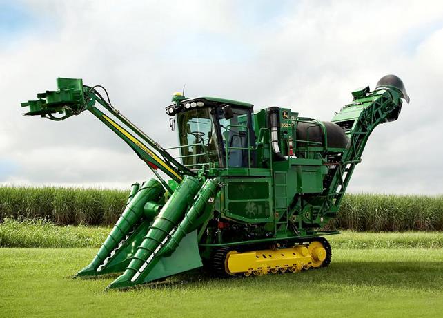 3520 Sugarcane Harvesters