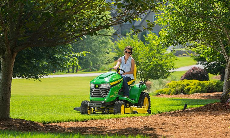 John Deere Lawn Tractor Owner
