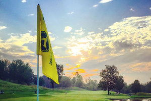 This is the fourth year in a row that John Deere's golf tournament has raised more than $6 million for local charities.