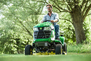 Iowa's next generation of farm leaders will have an opportunity to win a John Deere X320 at this year's meeting.