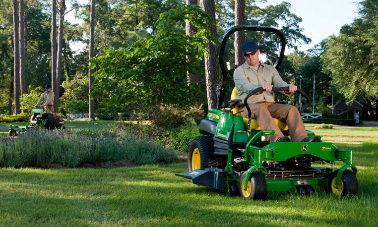 John Deere Commercial Mowing Equipment