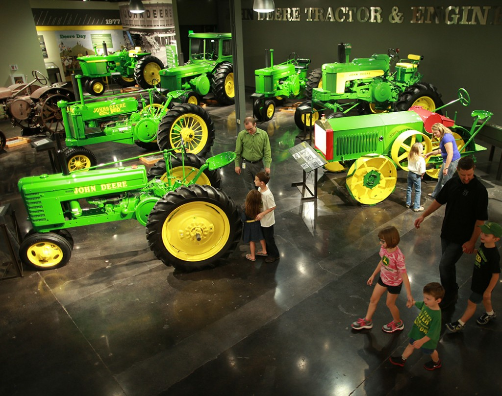 John Deere Tractor Museum