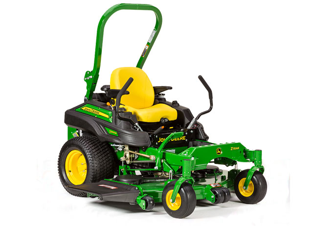 John Deere Zero Turn Mowers : Highlights and features of the john deere z m zero turn