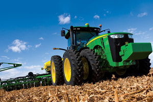 John Deere will join thousands of exhibitors at the 2016 World Ag Expo.