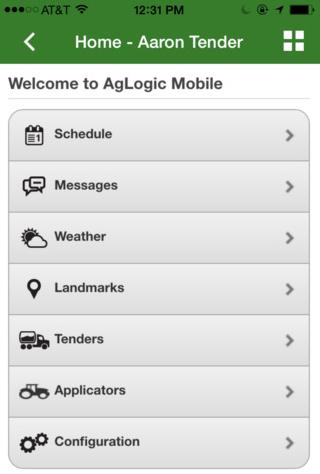 AgLogic Tender