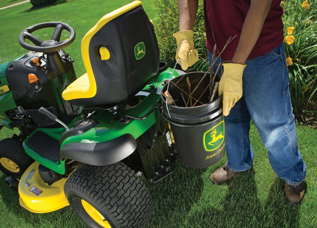13 John Deere D100 Attachments To Take On The Spring