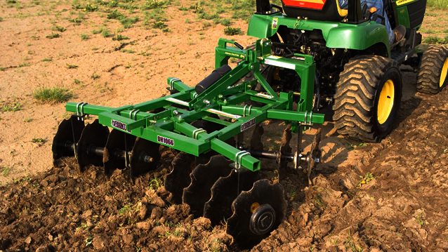 15+ Spring-Ready John Deere 3032E and 3038E Attachments