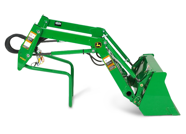 John Deere Front End Loader Options For Your Equipment