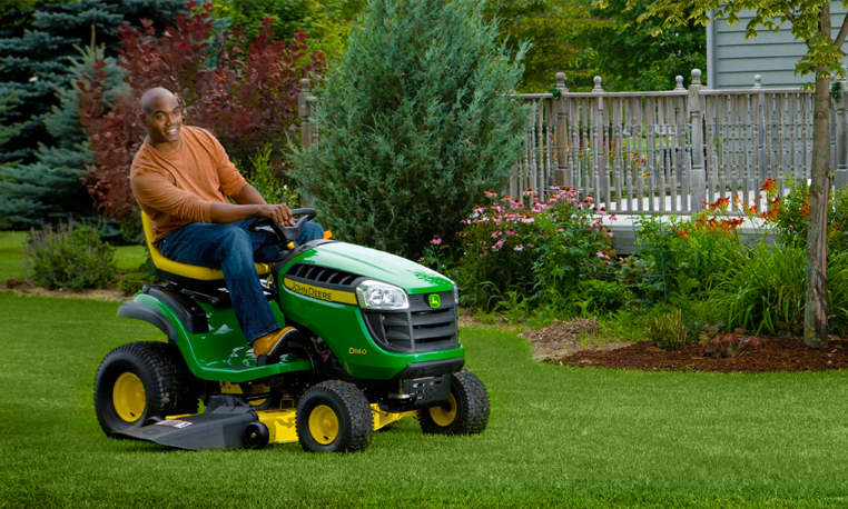 Tractors Air Filter Real Life : Lawn tractor maintenance tips for the d series