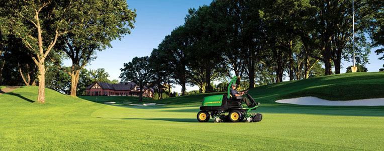 John Deere Golf Equipment