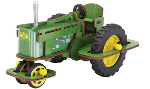 John Deere Model 60 Buildex Toy