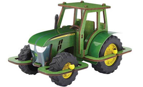 John Deere 5085M Buildex Toy