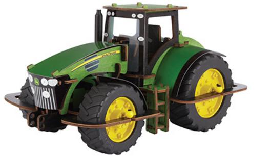 John Deere 7950 Tractor Buildex Toy