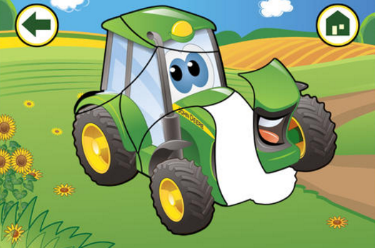 Johnny Tractor Puzzle