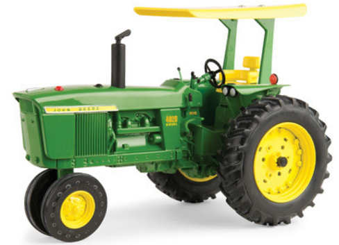 John Deere 4020 with ROPS